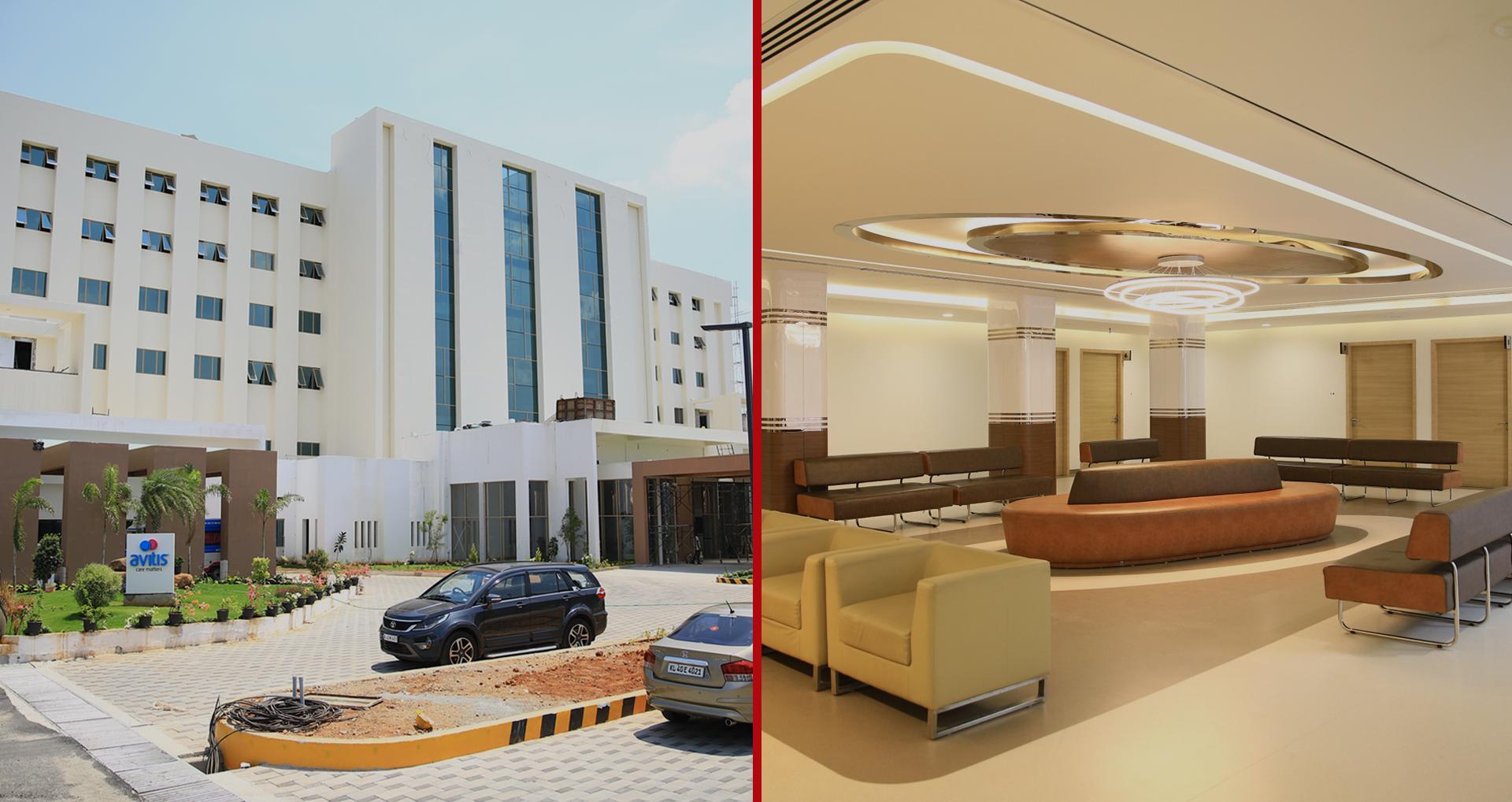 Factory Built Hospitals