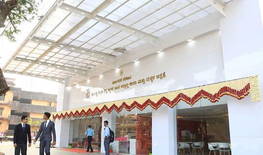 Koosama Shambhu Shetty Hospital, India